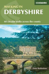 Walking in Derbyshire              by             Elaine Burkinshaw
