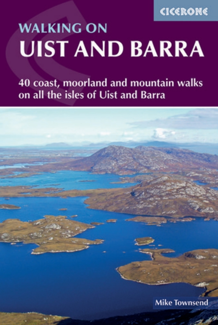 Walking on Uist and Barra