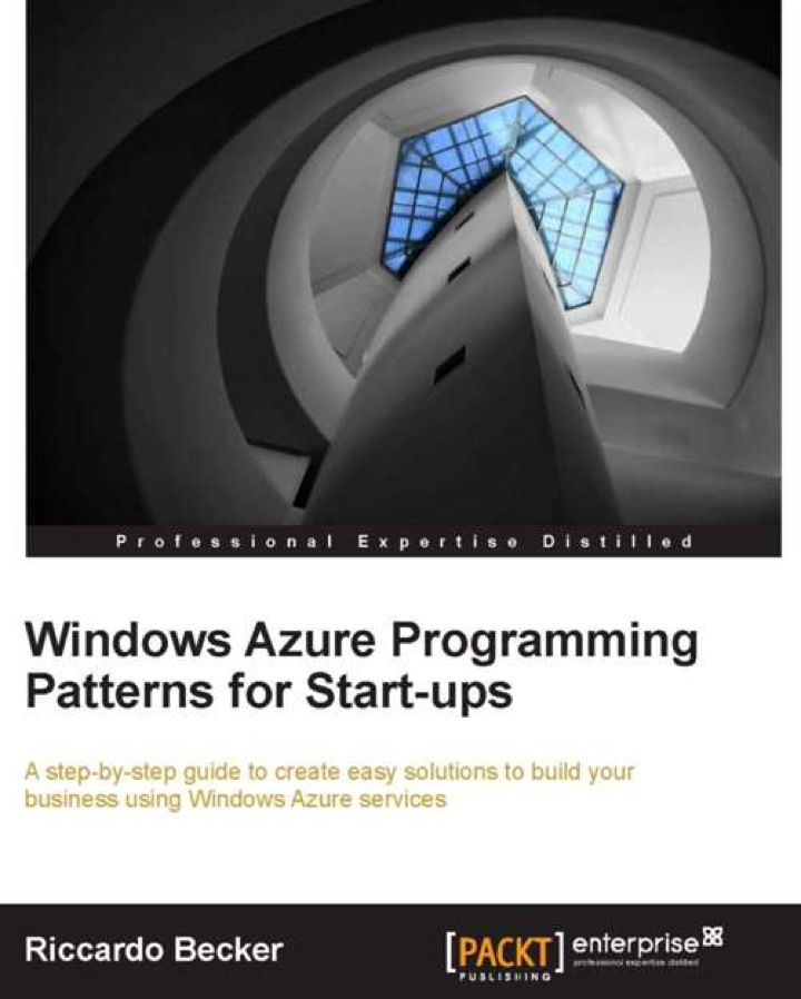 Windows Azure programming patterns for Start-ups