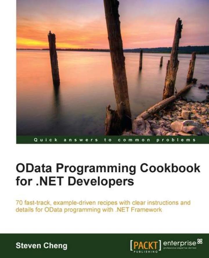 OData Programming Cookbook for .NET Developers