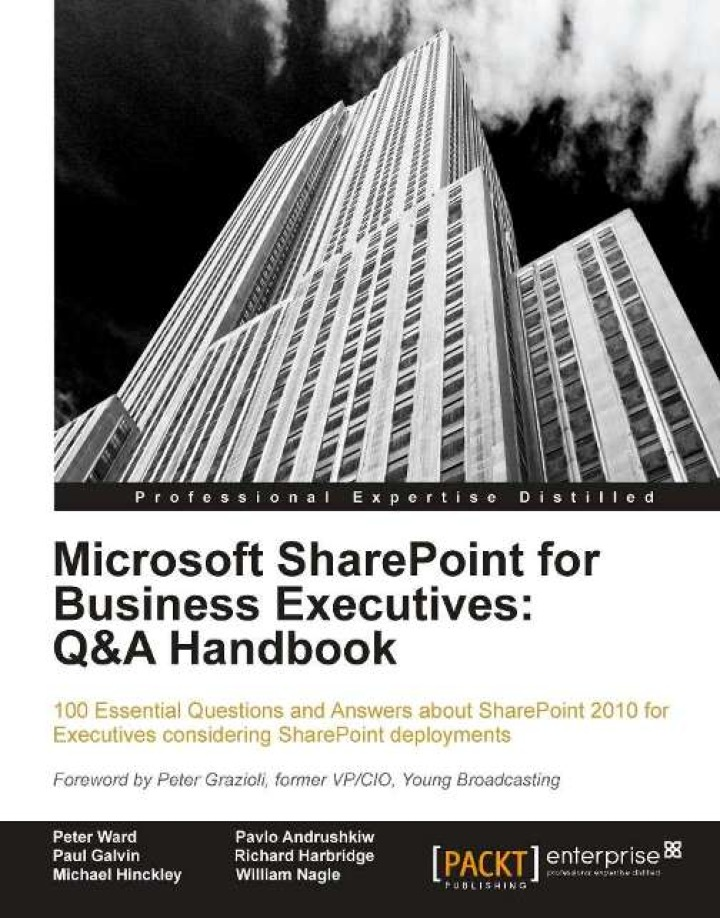 Microsoft SharePoint for Business Executives: Q