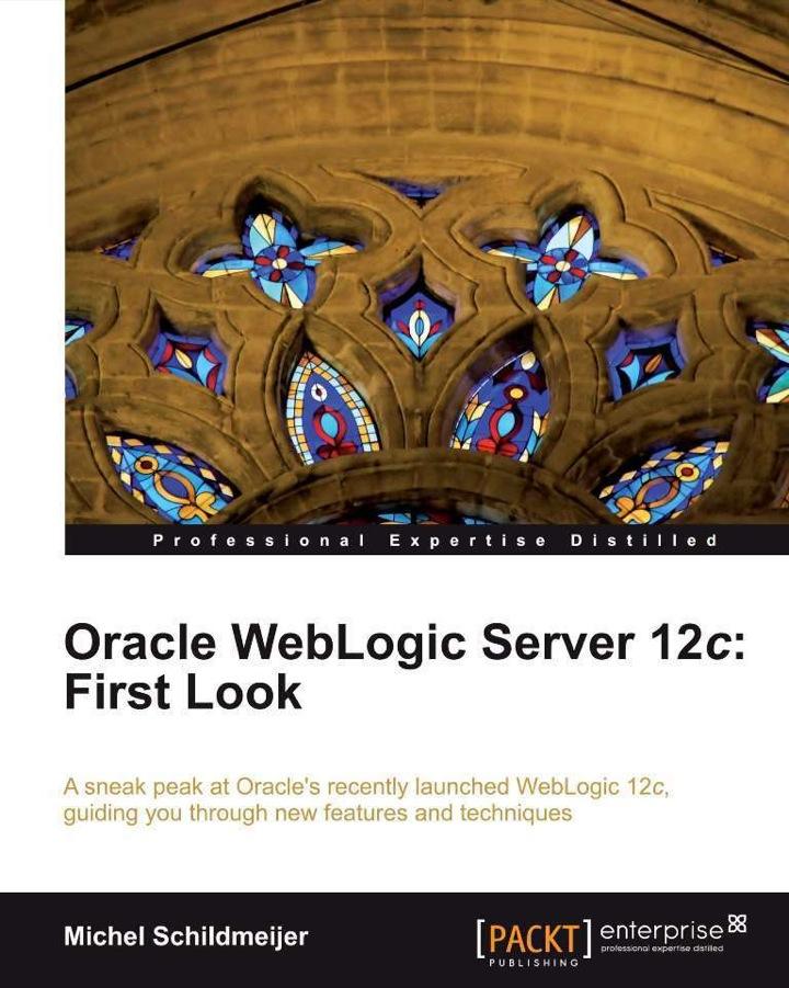 Oracle WebLogic Server 12c: First Look