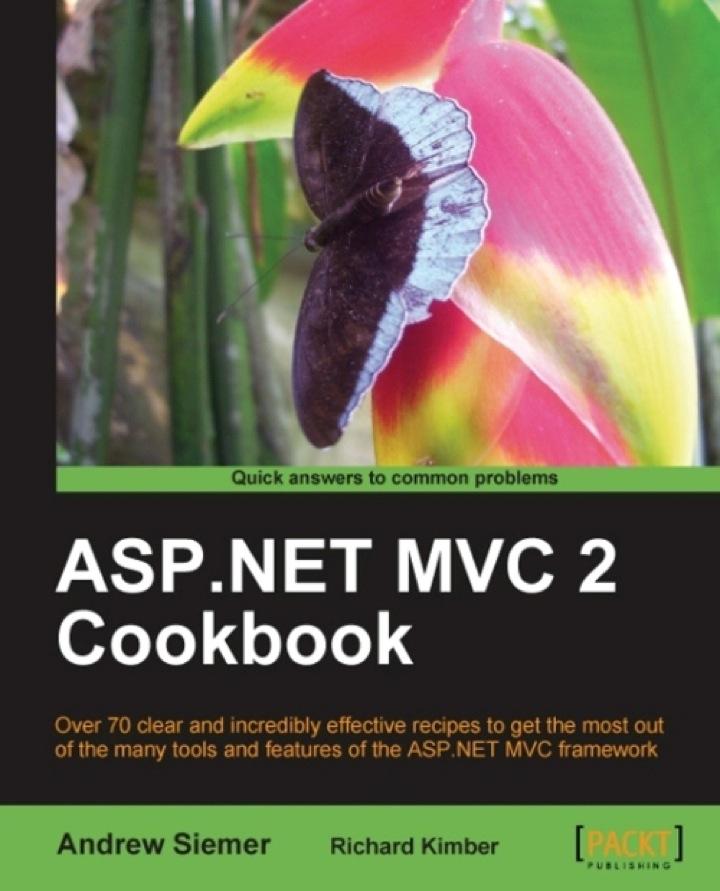 ASP.NET MVC 2 Cookbook