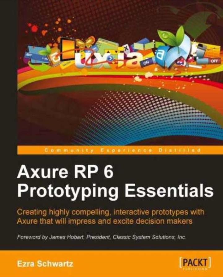 Axure RP 6 Prototyping Essentials