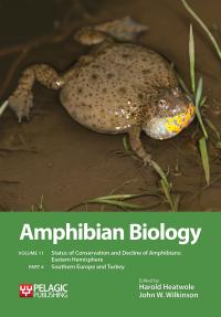 Amphibian Biology, Volume 11, Part 4              by             Harold Heatwole