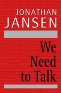 We Need to Talk 9781920434762