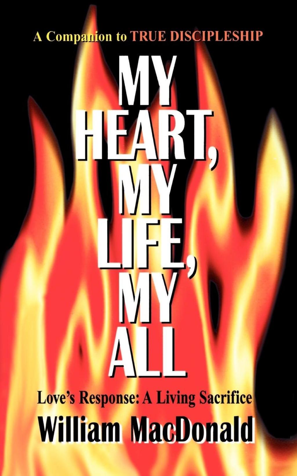 My Heart My Life My All (eBook)