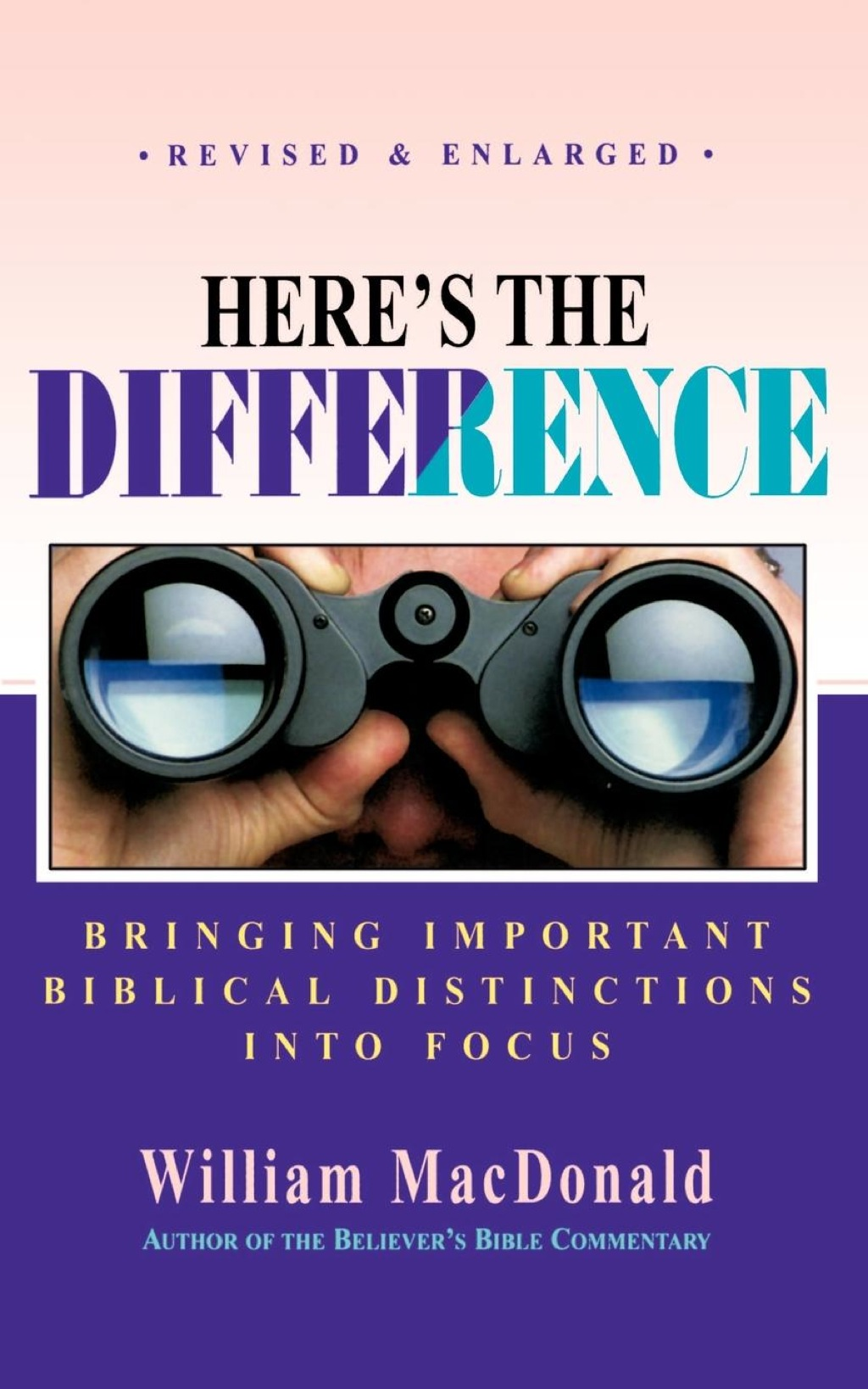 Heres the Difference (eBook)