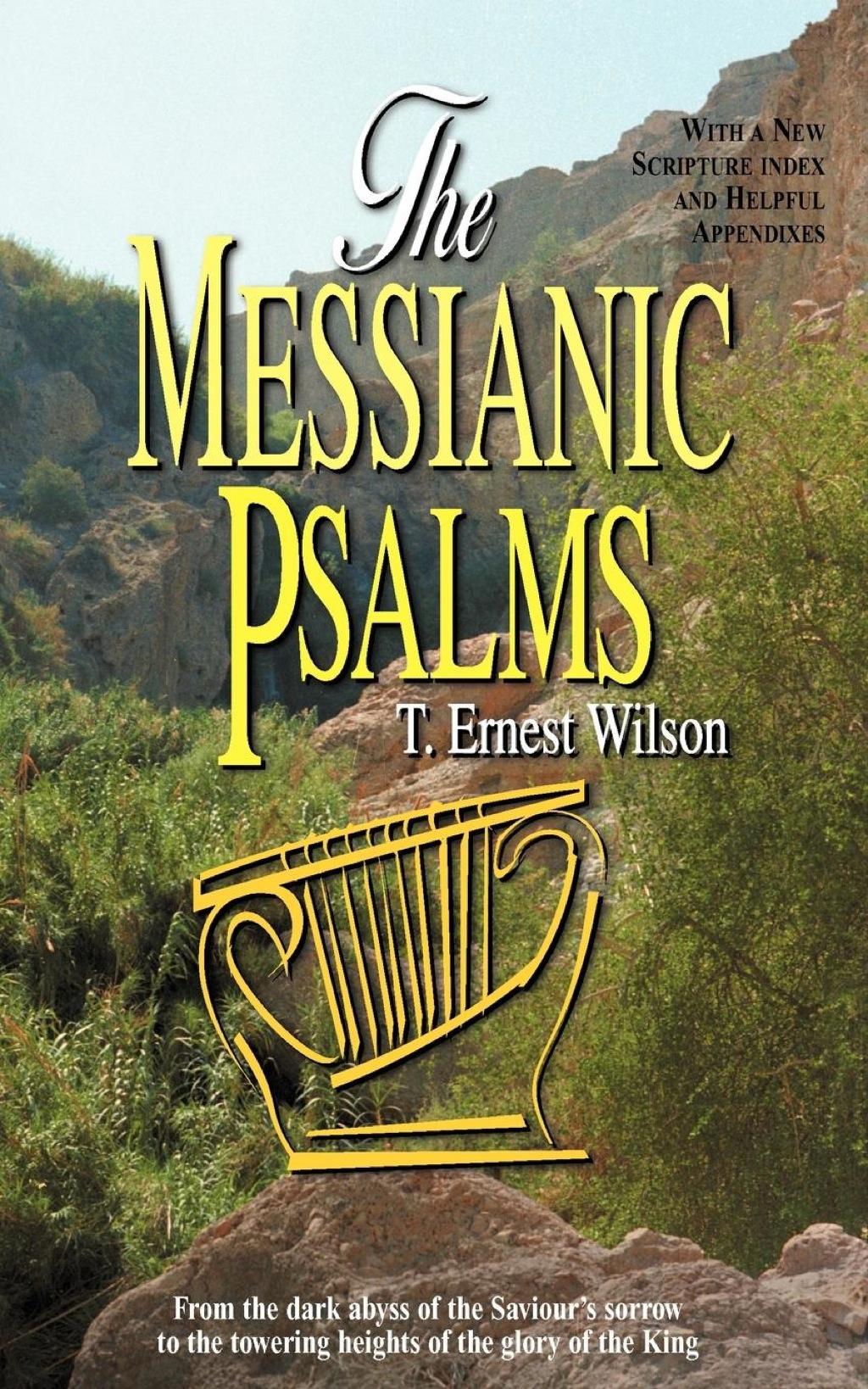 Messianic Psalms  The (eBook)