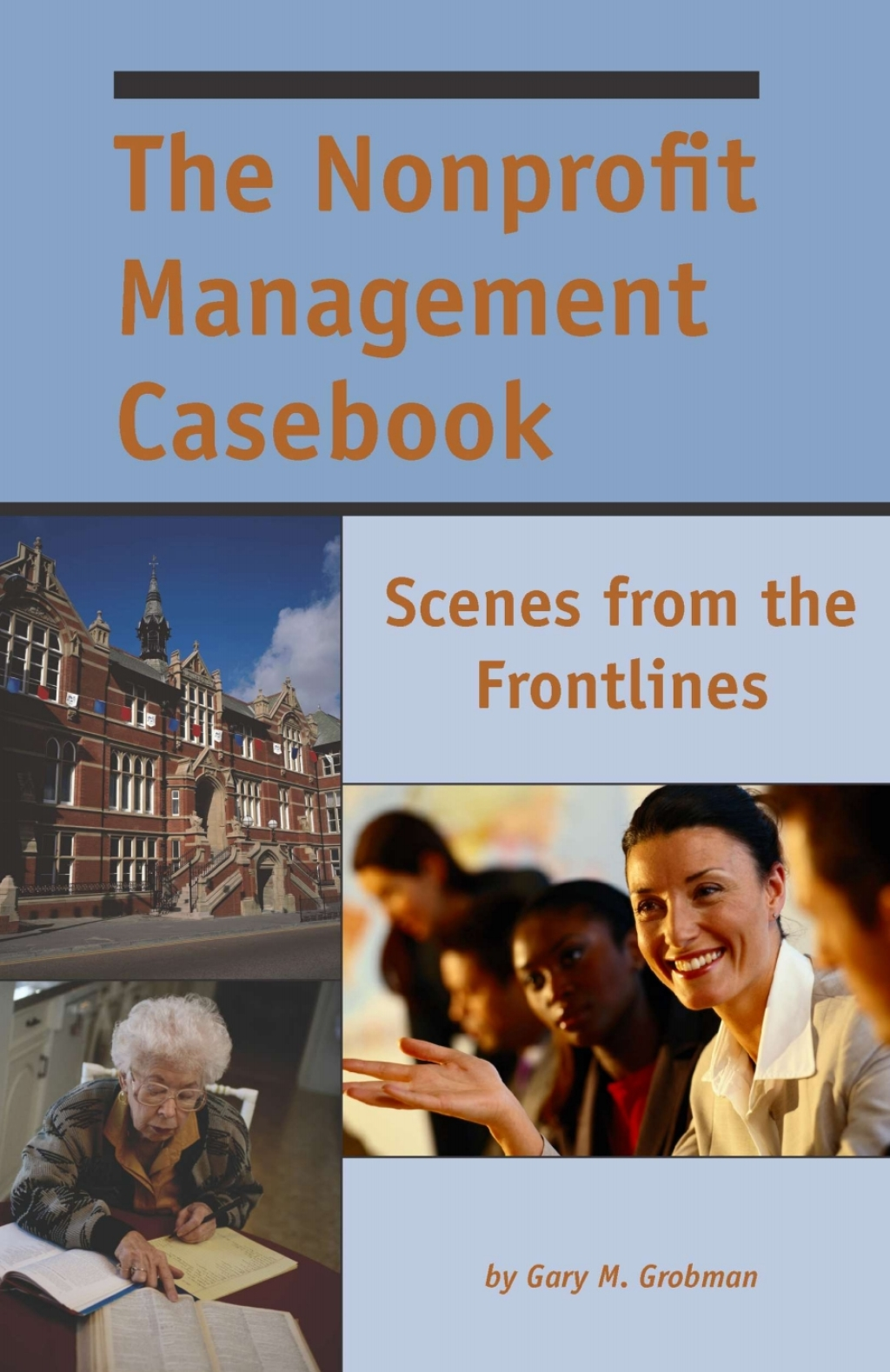 The Nonprofit Management Casebook (eBook)