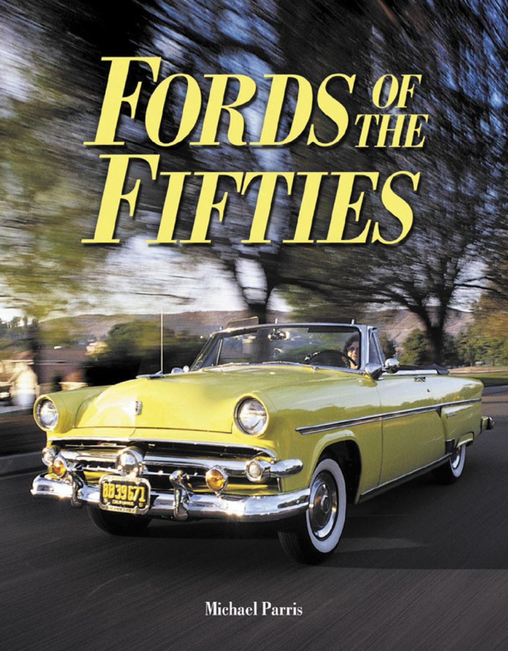 Fords of the Fifties (eBook)
