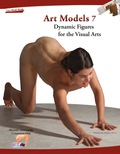 Art Models 7: Dynamic Figures for the Visual Arts 9781936801213