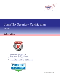 CompTIA Security+ Certification SY0-501 (Student Edition R1.3)              by             30 Bird Media