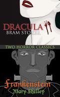 Two Horror Classics - Frankenstein & Dracula 9781974999798