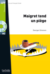 LFF B2 - Maigret tend un piège (ebook)              by             Georges Simenon