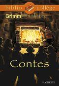 Bibliocollège - Contes, Grimm 9782011609670