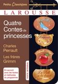 Quatre contes de princesses 9782035914972