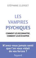 Les Vampires psychiques 9782213704265