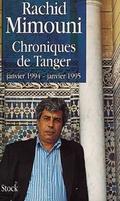 Chroniques de Tanger 9782234071506
