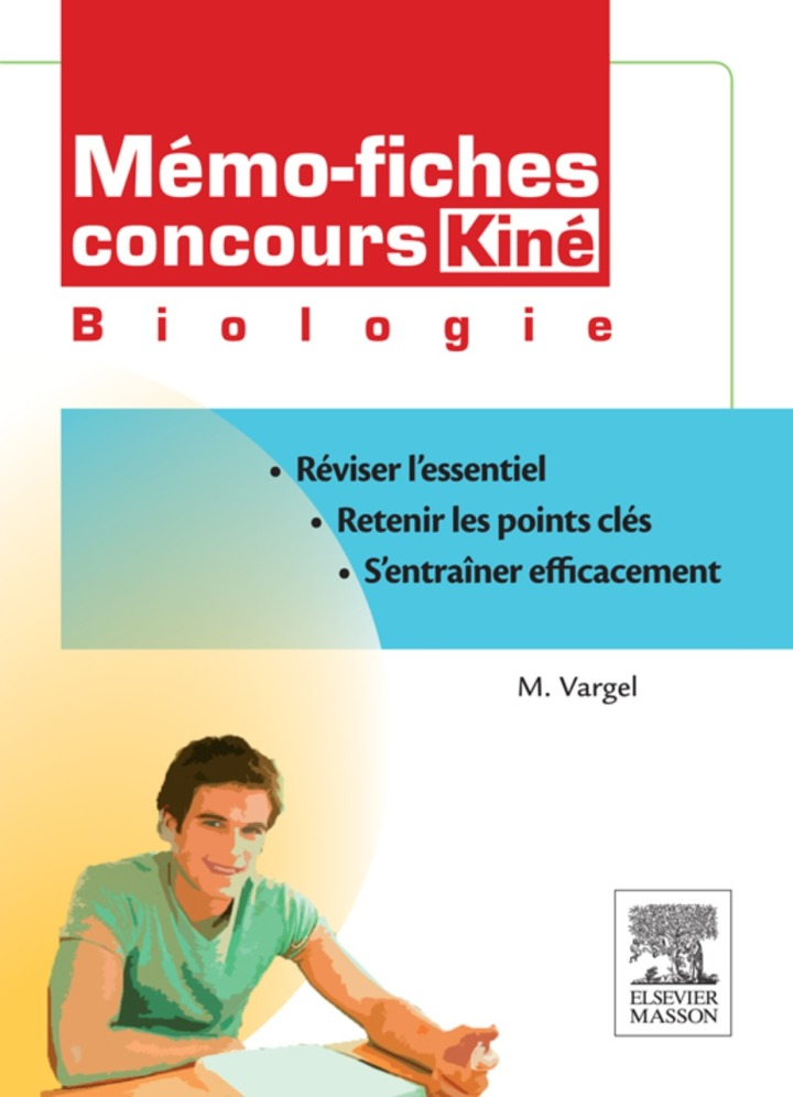Mémo-fiches concours Kiné Biologie