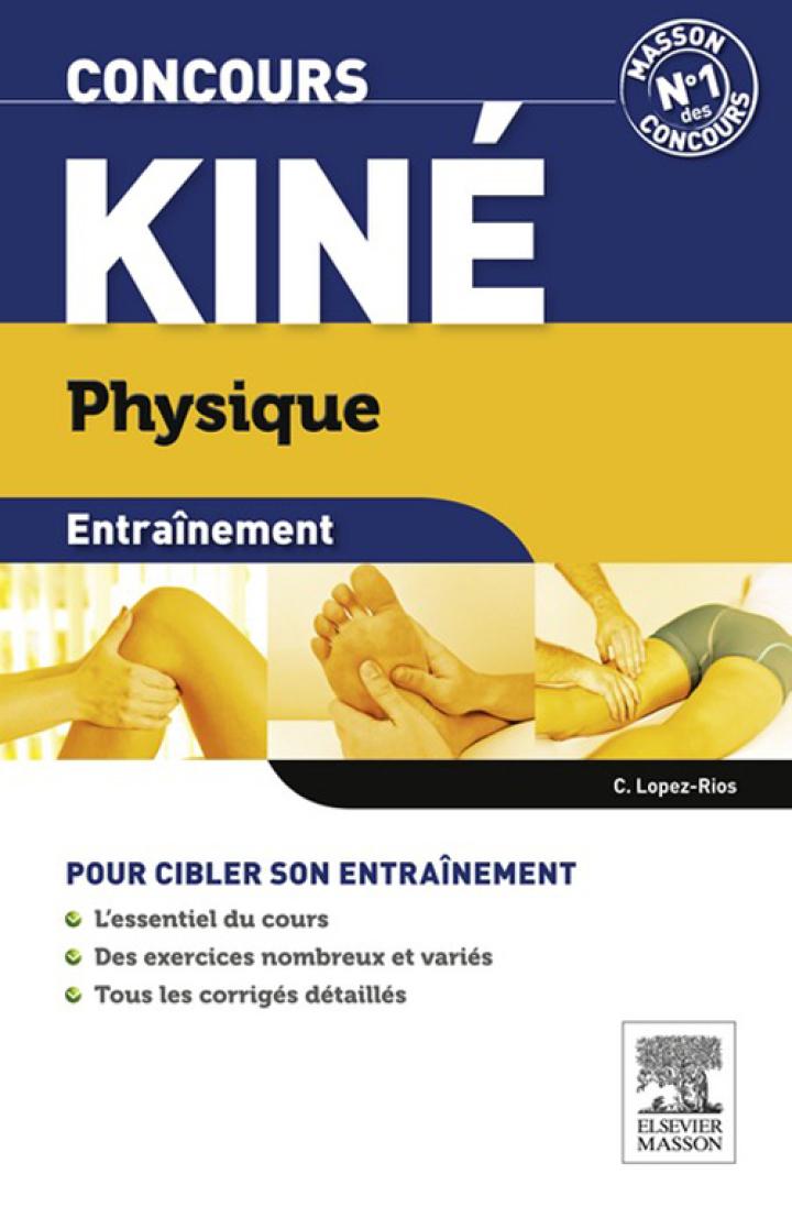 Entraînement Concours kiné Physique