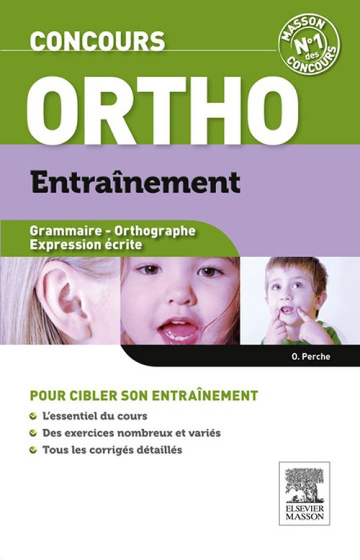 Entraînement Concours orthophoniste
