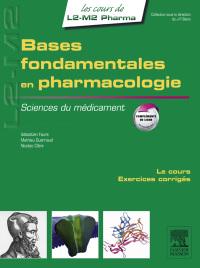 Bases fondamentales en pharmacologie: Sciences du médicament              by             Clère, Nicolas; Faure, Sébastien; Guerriaud, Mathieu