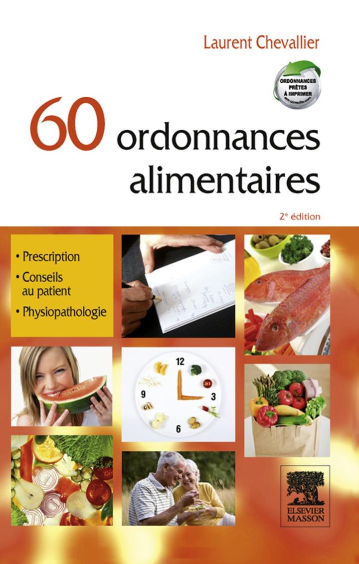 60 ordonnances alimentaires
