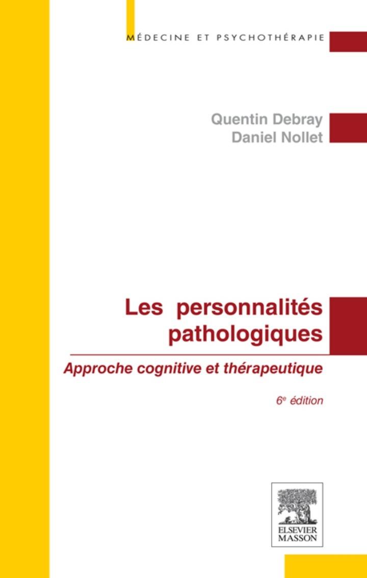 Les personnalités pathologiques