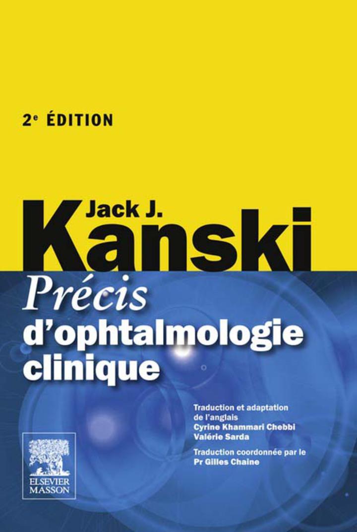 Précis d'ophtalmologie clinique