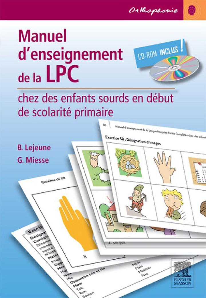 Manuel d'enseignement de la LPC