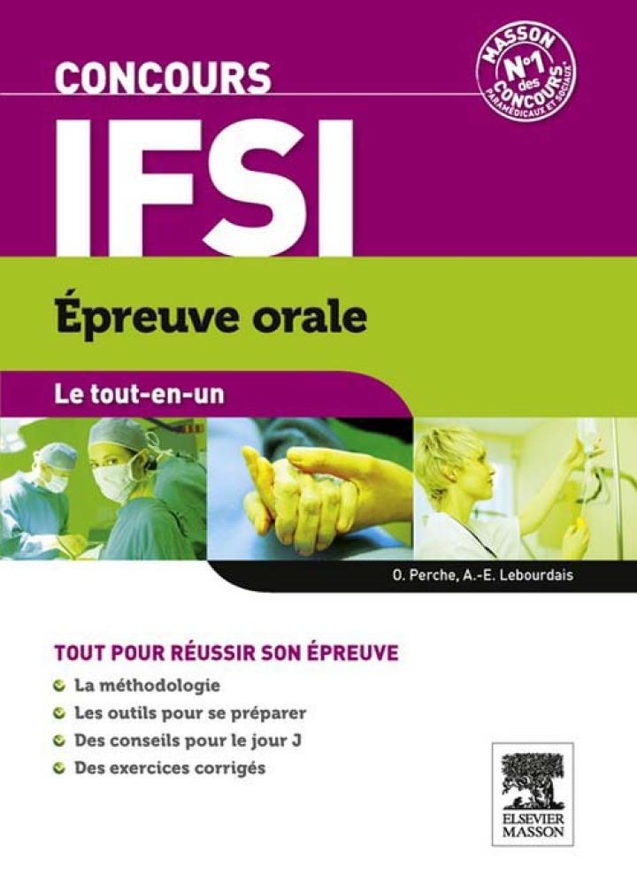 Concours IFSI Le Tout-en-un Épreuve orale