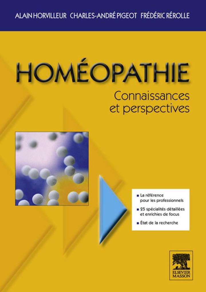 Homéopathie, connaissances et perspectives