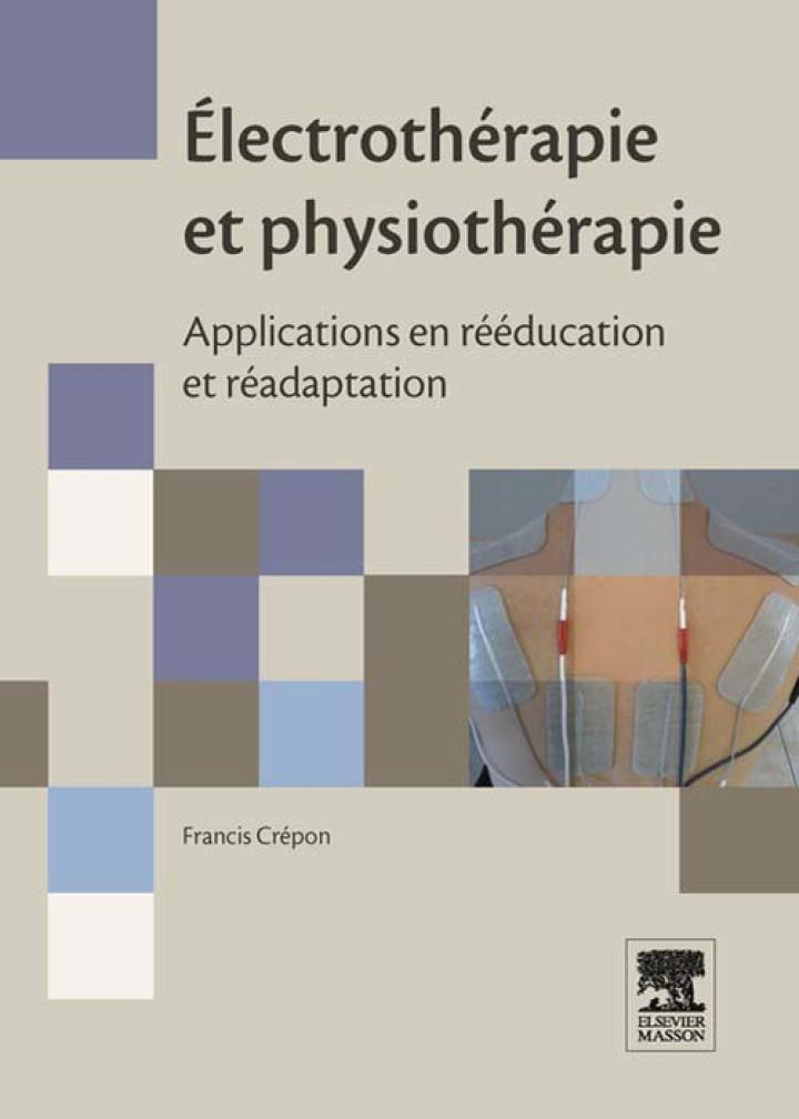 Électrothérapie et physiothérapie