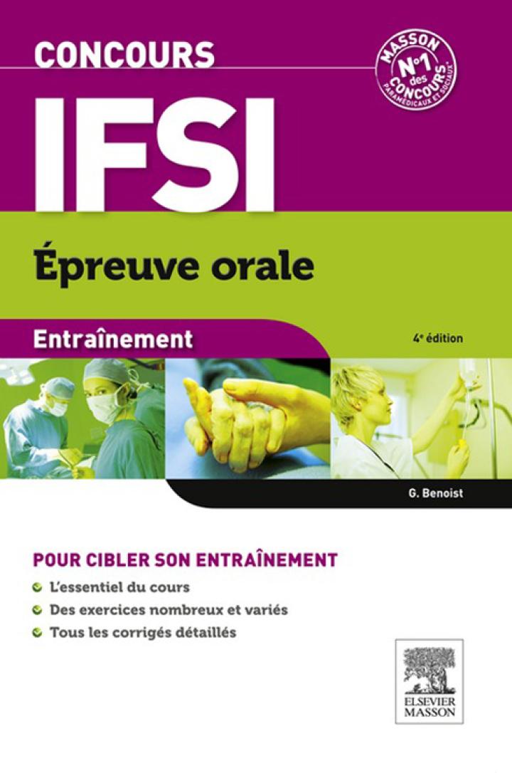 Concours IFSI Entraînement Épreuve orale