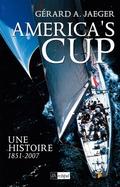 L'america's cup, une histoire 9782809813166