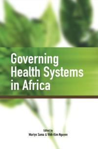 Governing Health Systems in Africa              by             Martyn Sama