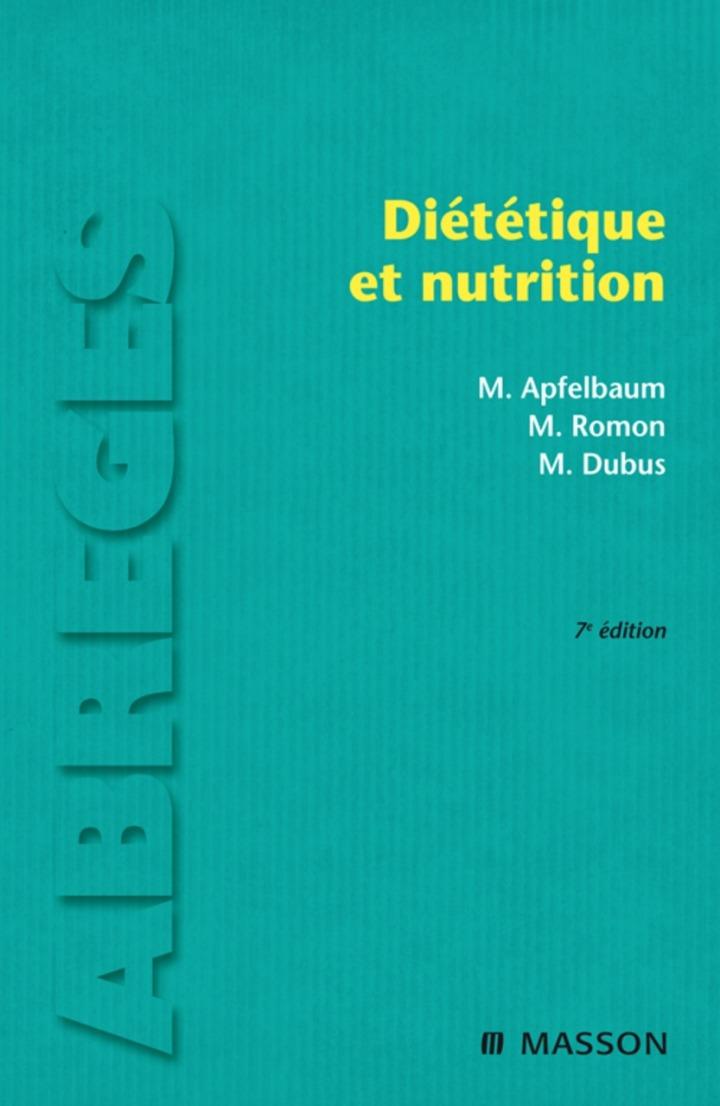 Diététique et nutrition