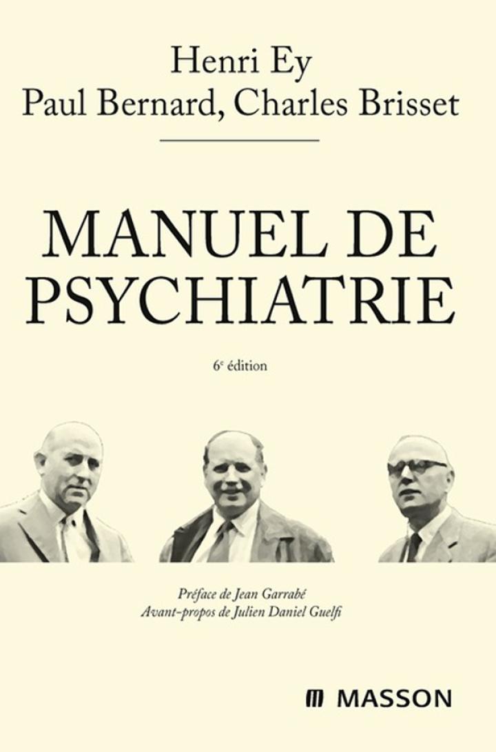 Manuel de psychiatrie