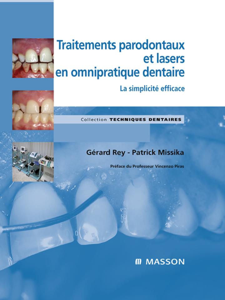 Traitements parodontaux et lasers en omnipratique dentaire