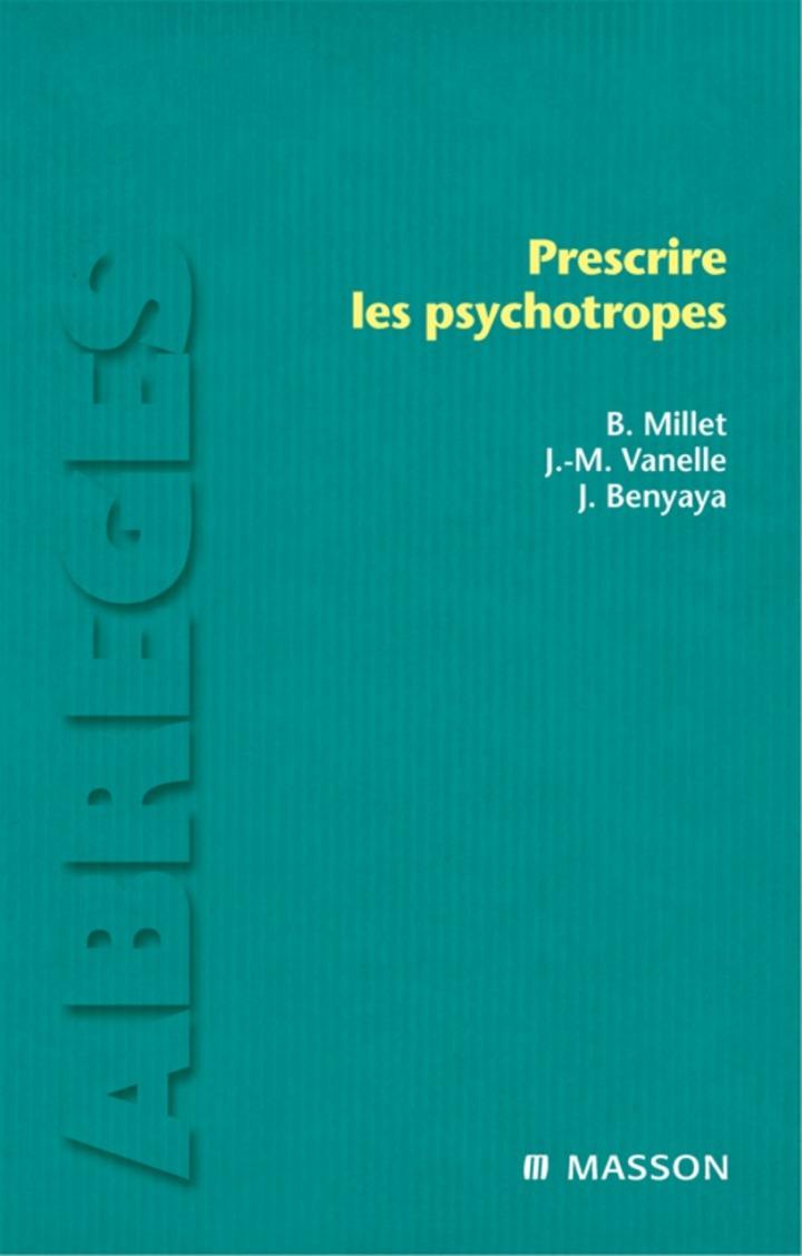 Prescrire les psychotropes