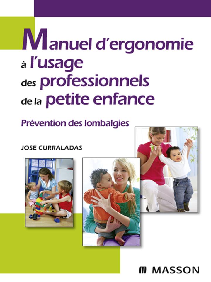Manuel d'ergonomie à l'usage des professionnels de la petite enfance