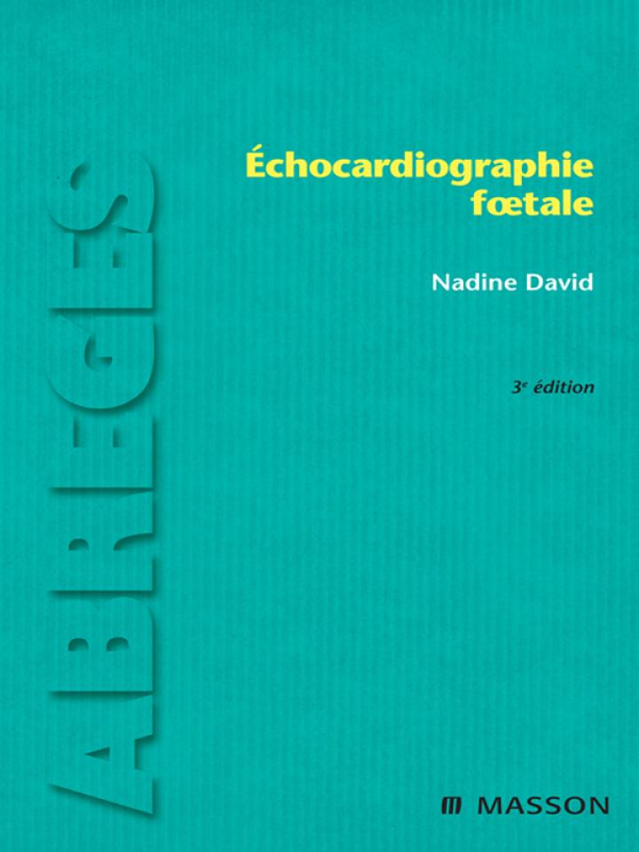 Échocardiographie foetale
