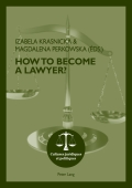 How To Become A Lawyer? 9783035304671