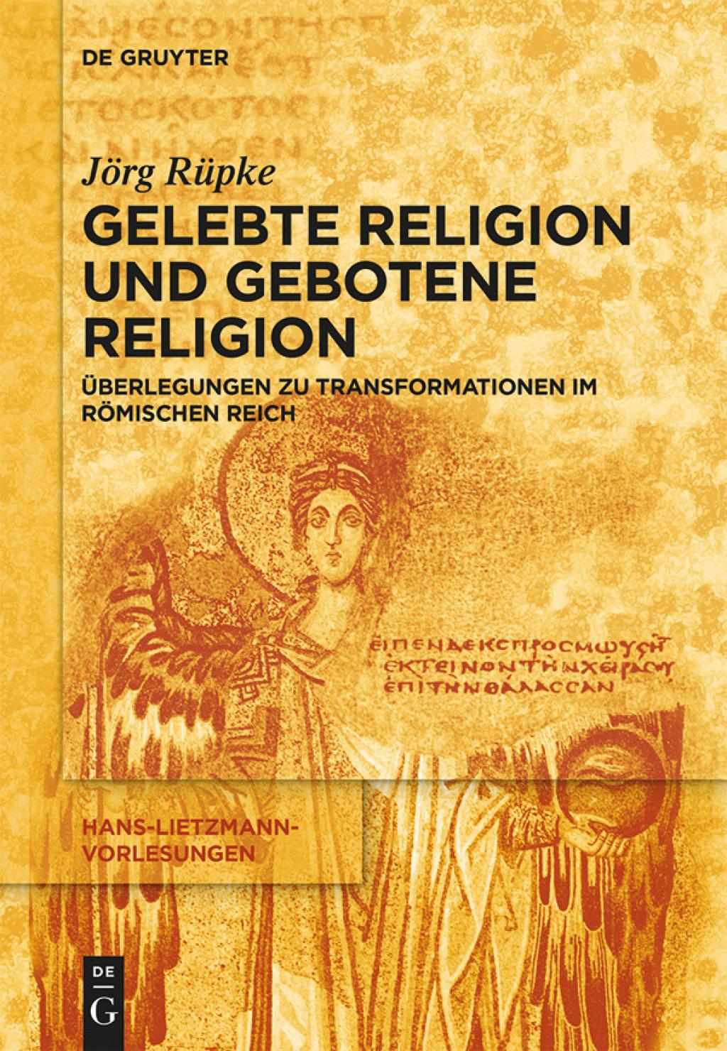 Religiöse Transformationen im Römischen Reich (eBook) - Jörg Rüpke