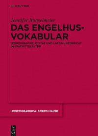 Das Engelhusvokabular              by             Jennifer Bunselmeier