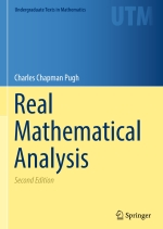 """Real Mathematical Analysis"" (9783319177717)"