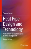 Heat Pipe Design and Technology (9783319298412) photo