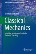 Classical Mechanics 9783319487106