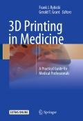 3D Printing in Medicine (9783319619248) photo